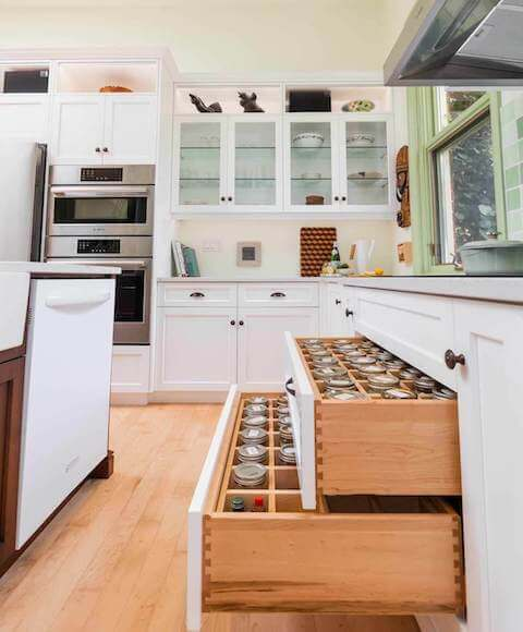 Use your space wisely – 3 Key Aspects for a Creative Small Waterloo Kitchen Renovation